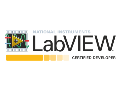 certification LabVIEW