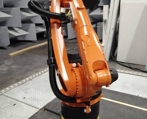INSA LYON Interface Robotisé 3D