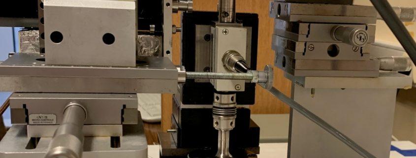Pilotage et acquisition de tribomètre IRIS pour le laboratoire LTDS